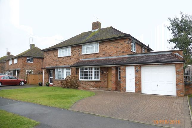 Thumbnail Semi-detached house to rent in Woodmans Way, Bishops Cleeve, Cheltenham