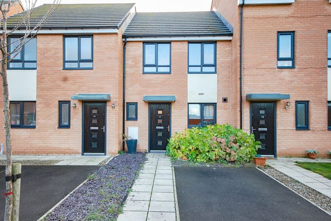 Thumbnail Terraced house for sale in Southerndale Road, Redcar