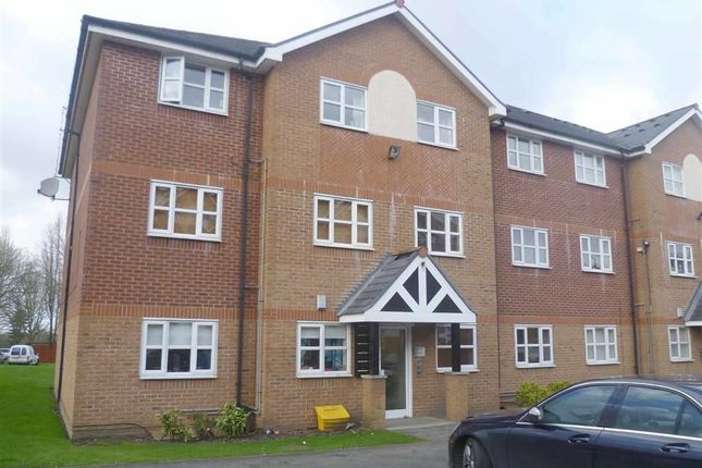 Thumbnail Flat to rent in Hall Lane, Baguley, Manchester