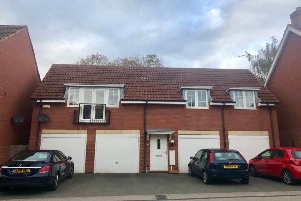 Thumbnail Flat to rent in Crediton Close, Coventry