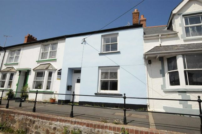 Thumbnail Terraced house for sale in Fore Street, Hartland, Devon