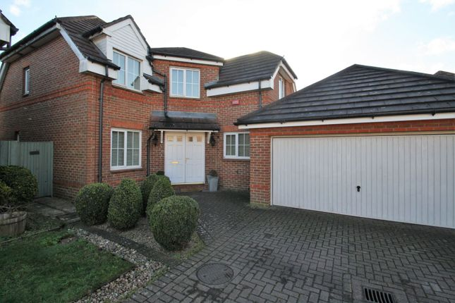 Thumbnail Detached house for sale in Towergate Close, Uxbridge
