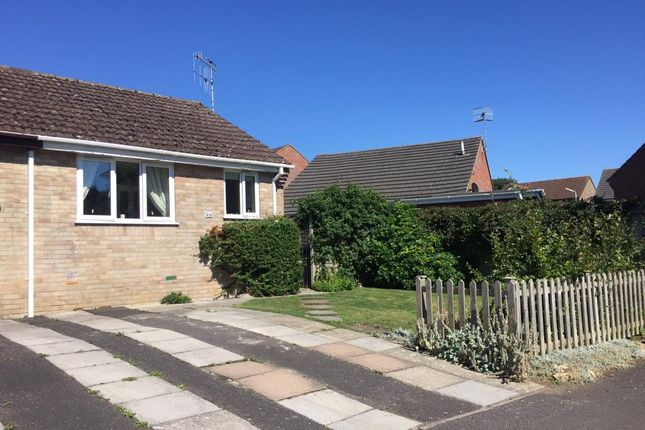 2 bed semi-detached bungalow to rent in St. James, Beaminster, Dorset