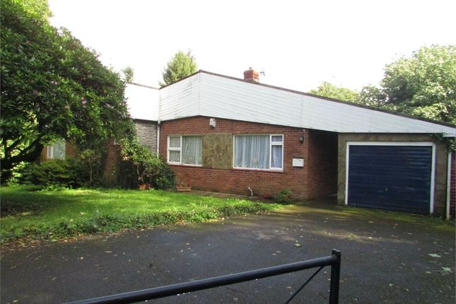 Thumbnail Detached bungalow for sale in Dyffryn, Dyffryn, Neath, West Glamorgan