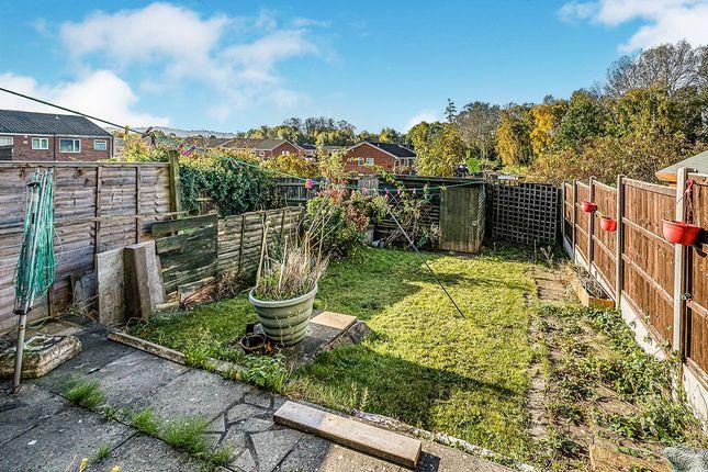 Garden of Upper Church Lane, Tipton, West Midlands DY4