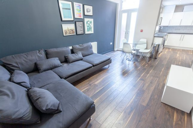 Thumbnail Terraced house to rent in Ingrow Road, Kensington, Liverpool