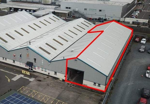 Thumbnail Warehouse for sale in Unit 4, 41 Portaferry Road, Newtownards, County Down