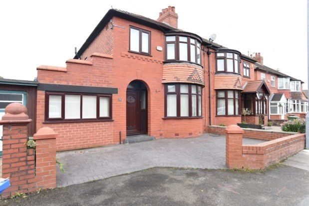 3 bed semi-detached house to rent in Orwell Avenue, Manchester M34