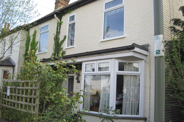 Thumbnail Detached house for sale in Albany Road, Hersham, Walton-On-Thames