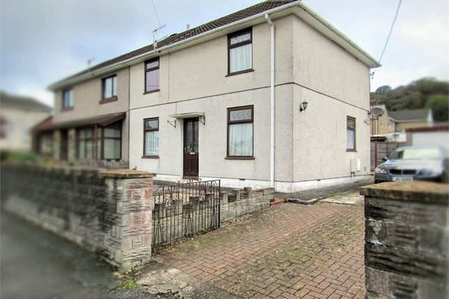 Thumbnail Semi-detached house for sale in Tyle Teg, Burry Port, Carmarthenshire