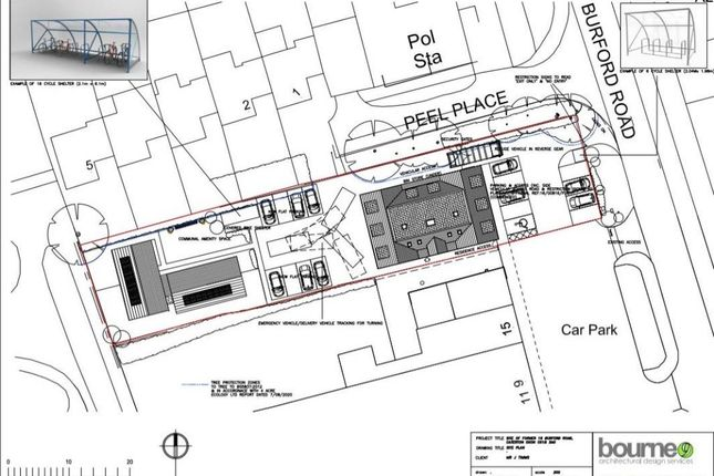 Thumbnail Land for sale in Carterton, Town Centre