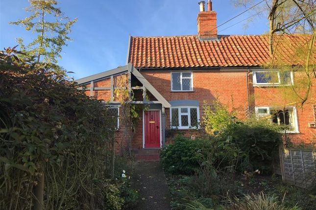 Thumbnail Semi-detached house to rent in The Banks, Blo Norton, Diss