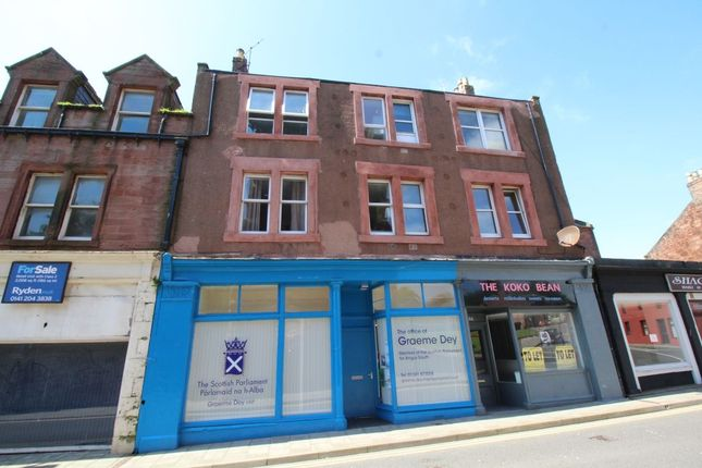 Thumbnail Flat to rent in James Street, Arbroath