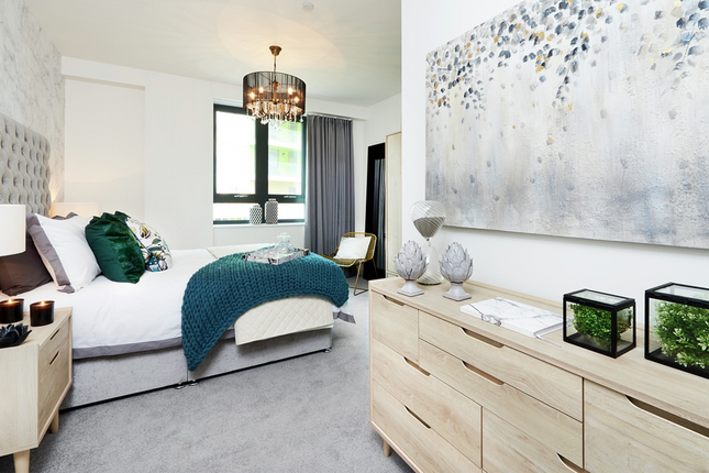 Master Bedroom  of Lakeside Drive, London NW10