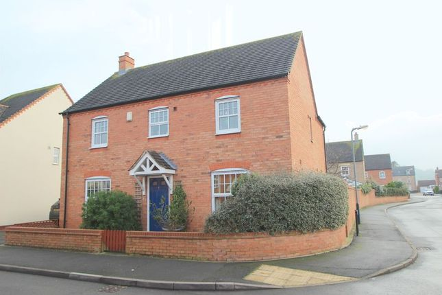 Thumbnail Detached house for sale in Poland Avenue, Lower Quinton, Stratford-Upon-Avon