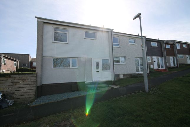 Thumbnail End terrace house for sale in Turnberry Place, East Kilbride