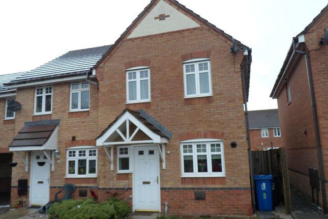 Thumbnail Mews house to rent in Wyredale Close, Platt Bridge, Wigan