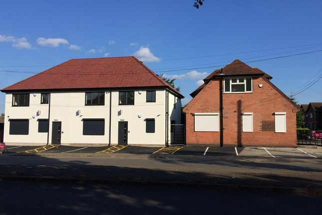 Office to let in The Old Police Station, Shrewsbury Road, Harworth, Doncaster