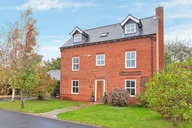 Thumbnail Detached house to rent in Whitelands Earswick, York