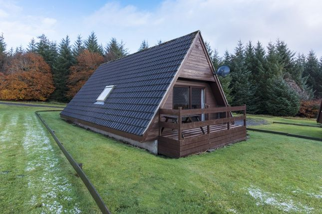 Thumbnail Lodge for sale in Glenlivet Lodges, Glenlivet, Ballindalloch