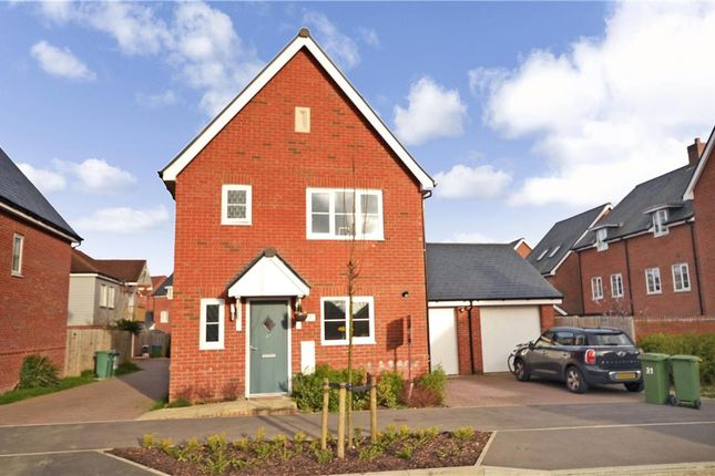 Detached house for sale in Sargent Way, Broadbridge Heath, Horsham, West Sussex
