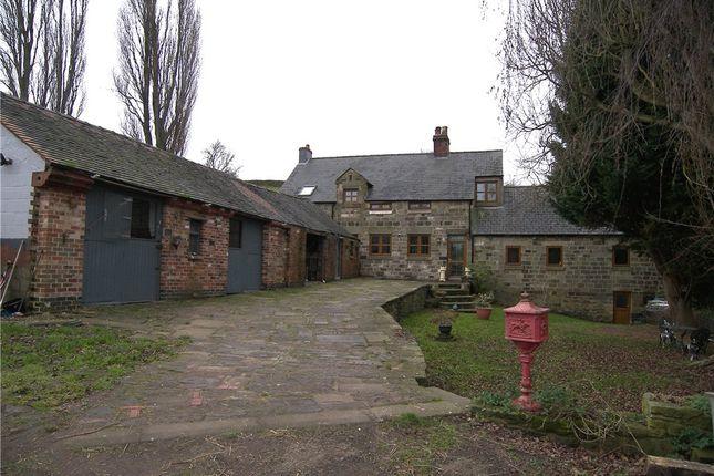 Thumbnail Detached house for sale in Bath House Farm, Nottingham Road, Belper