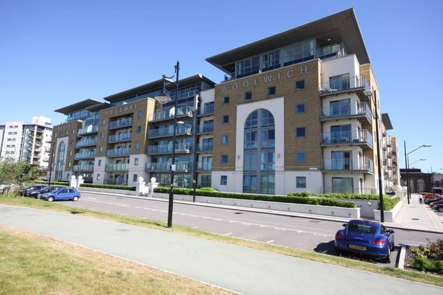Thumbnail Flat for sale in Argyll Road, Royal Arsenal