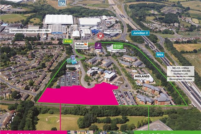 Thumbnail Office for sale in Wolverhampton Business Park, Wolverhampton, West Midlands, England