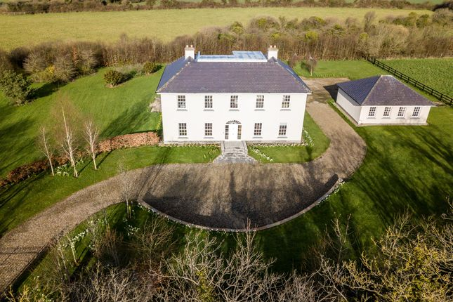 Thumbnail Detached house for sale in Hollybrook House, Ballyboughal, County Dublin
