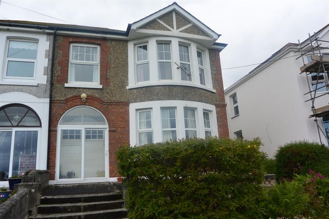 Thumbnail Semi-detached house to rent in Polmear Road, Par