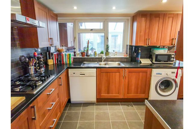 Kitchen of Claudeen Close, Swaythling, Southampton SO18
