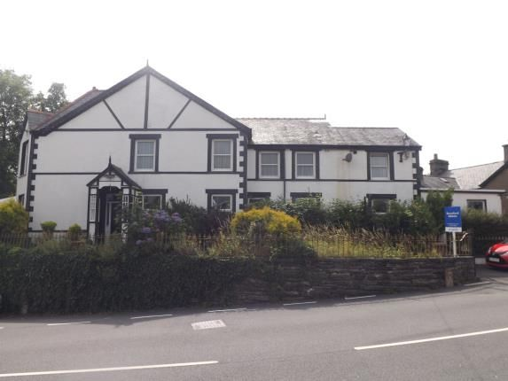 Thumbnail Detached house for sale in Cambrian View, Penrhyndeudraeth, Gwynedd