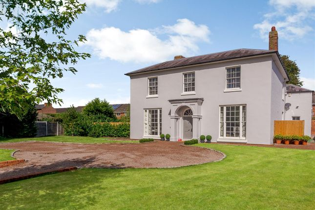 Thumbnail Detached house for sale in Old Road, Worcester, Worcestershire