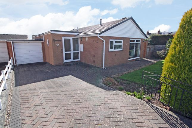 Thumbnail Detached bungalow for sale in Sunnymoor Close, Pinhoe, Exeter