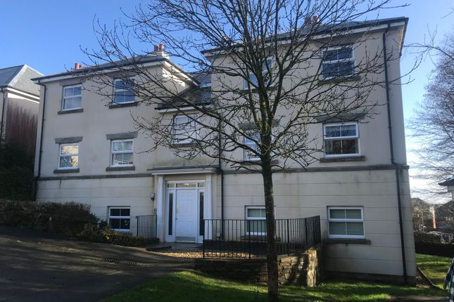 Thumbnail Flat to rent in St. Martins Court, Liskeard
