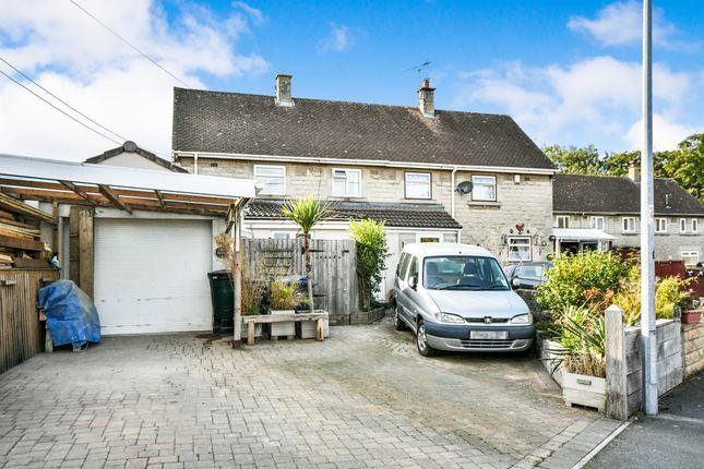 Thumbnail Semi-detached house for sale in Oakhurst, Langley Burrell, Chippenham