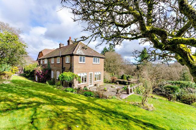 Thumbnail Semi-detached house to rent in Marley Heights, Haslemere