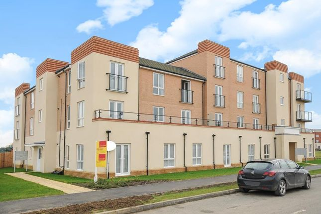 Thumbnail Flat to rent in Berryfields, Aylesbury