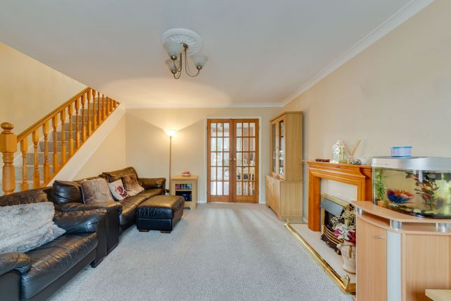 Thumbnail Semi-detached house for sale in Dale Bank Crescent, New Whittington, Chesterfield