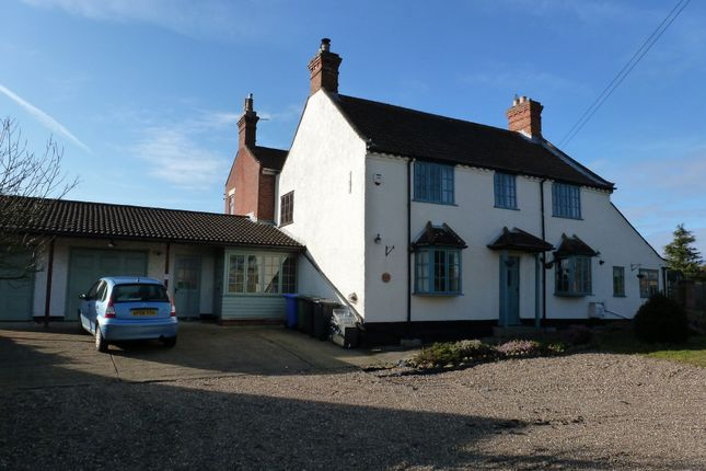 Thumbnail Detached house to rent in Mill Lane, Barnby, Beccles