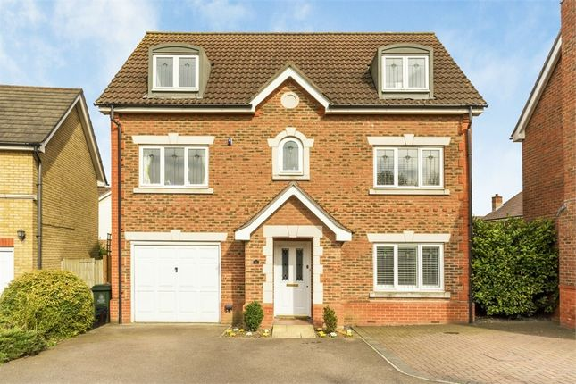 Thumbnail Detached house for sale in Carnet Close, Crayford, Kent