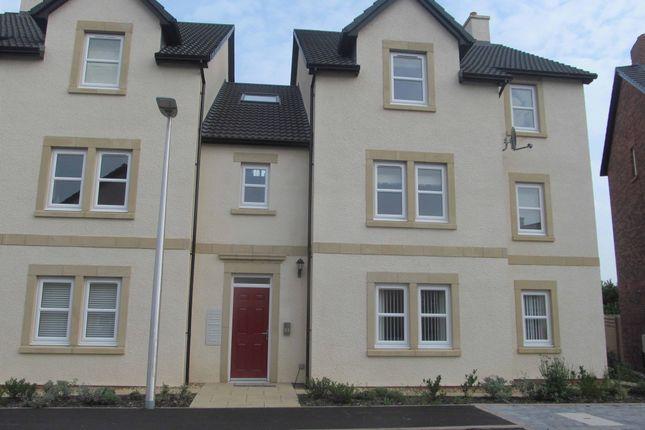 Thumbnail Flat to rent in Bishops Way, The Grange, Carlisle, Cumbria
