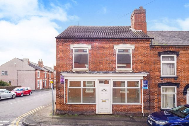 Thumbnail Semi-detached house for sale in Lynncroft, Eastwood, Nottingham