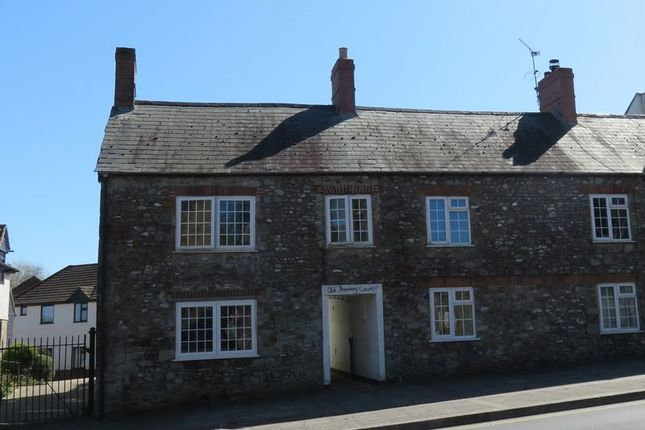 Thumbnail Cottage to rent in High Street, Chard