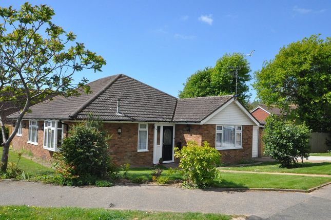 Thumbnail Bungalow for sale in Fontwell Avenue, Bexhill-On-Sea