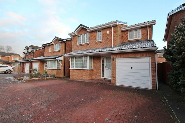 Thumbnail Detached house to rent in Crathes Gardens, Livingston