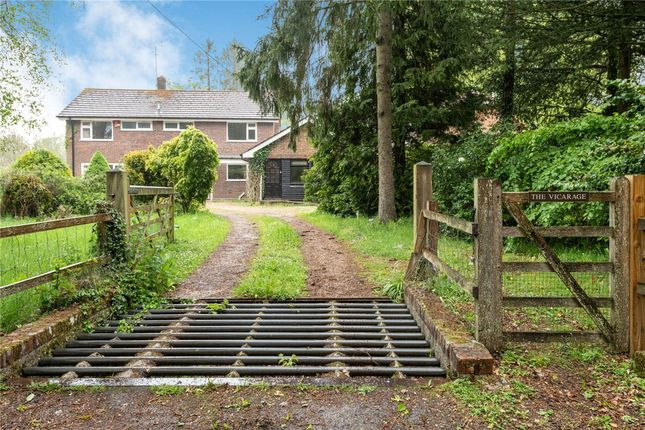 Thumbnail Detached house for sale in Frogham Hill, Stuckton, Fordingbridge