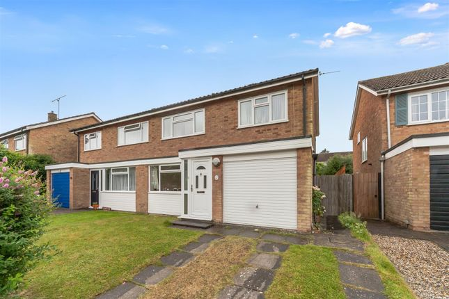 3 bed semi-detached house to rent in The Coppice, Pembury, Tunbridge Wells TN2