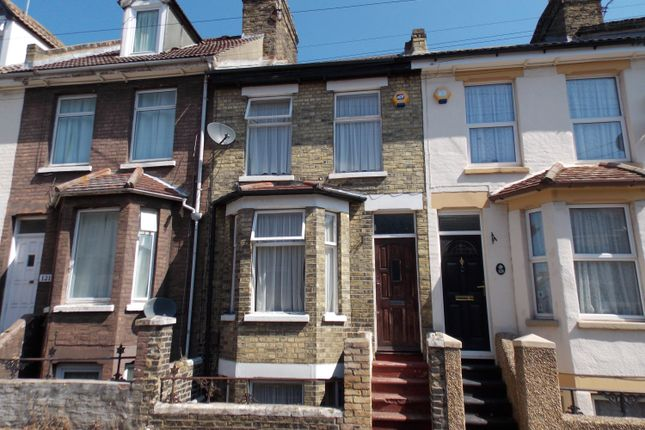 Thumbnail Terraced house for sale in Rochester Avenue, Rochester
