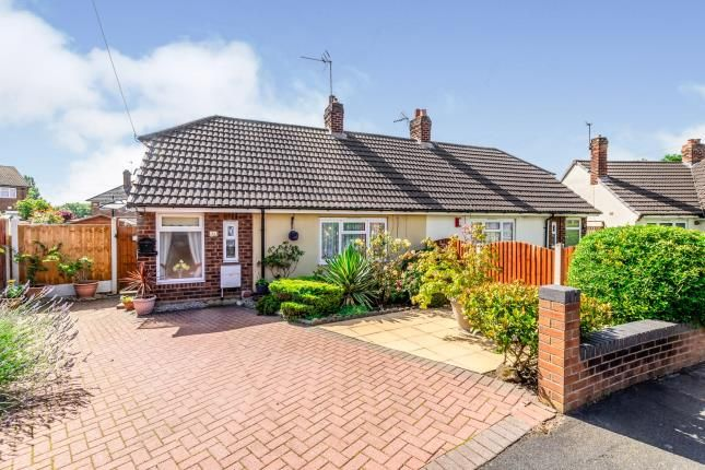 1 bed bungalow for sale in Yew Tree Lane, Wednesbury, West Midlands WS10
